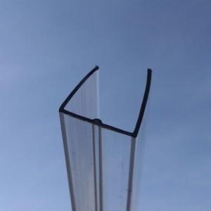 Profilo a U in policarbonato da 10 mm