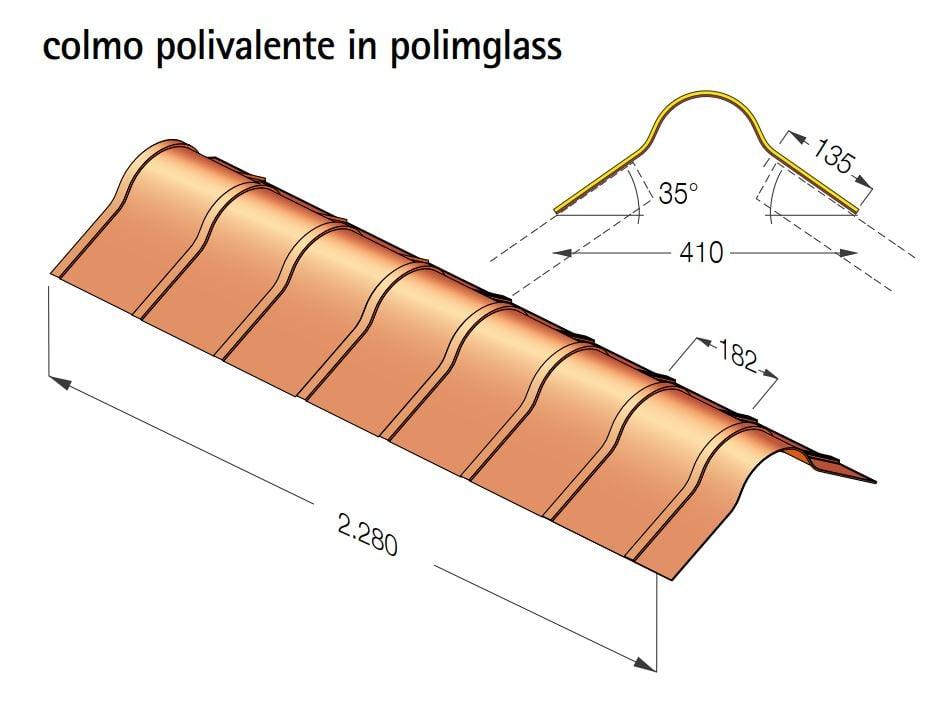 colmo polivalente polimglass tecnoimac